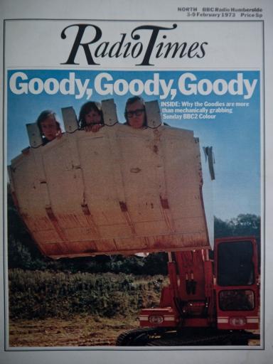 Radio Times - 3-9 February 1973